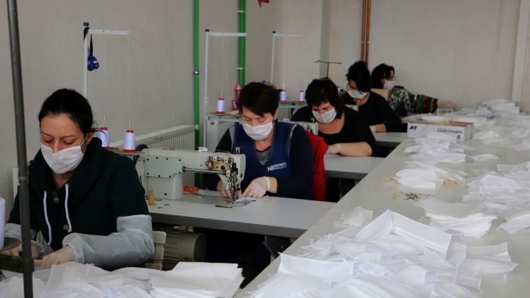 Firma iz Srebrenika proizvesti će 200.000 maski i besplatno ih podijeliti građanima