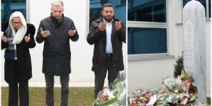 Na Dan nezavisnosti delegacija PDA odala počast rahmetli Sulejmanu Tihiću