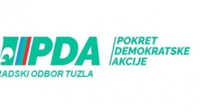 GO PDA Tuzla: Premijeru Vlade FBiH riješite se sindroma Karaule i  ostavite Tuzlu na miru