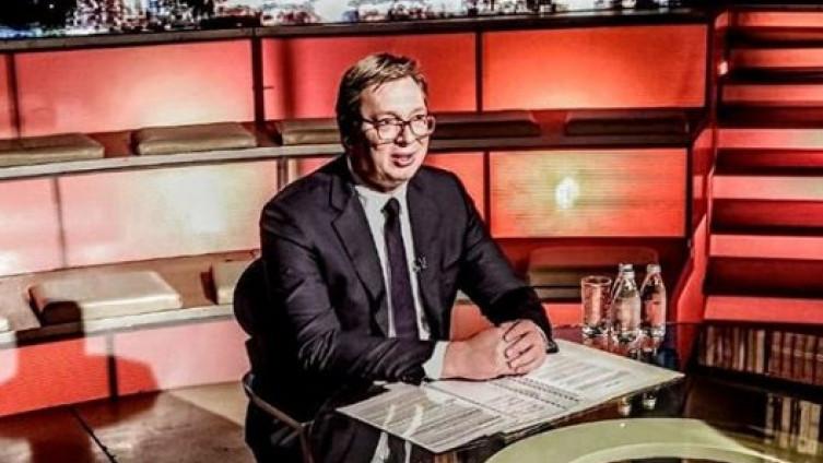 Vučić: Nisam siguran da ću se opet kandidirati za predsjednika Srbije
