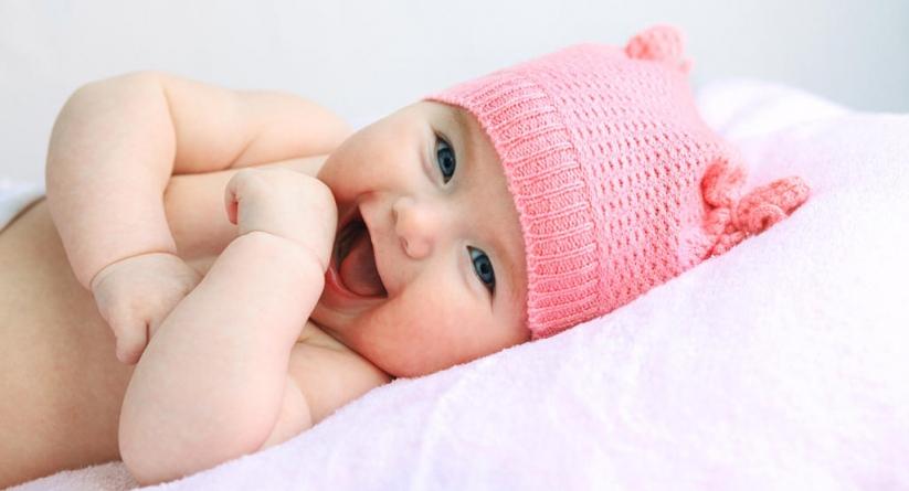 Kada beba počinje pamtiti lica i predmete