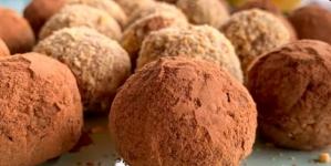 Brz i jednostavan desert: Kuglice sa bananom, lješnacima i čokoladom