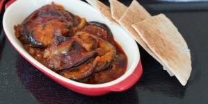 Lagano i ukusno: Dinstani patlidžan i paradajz