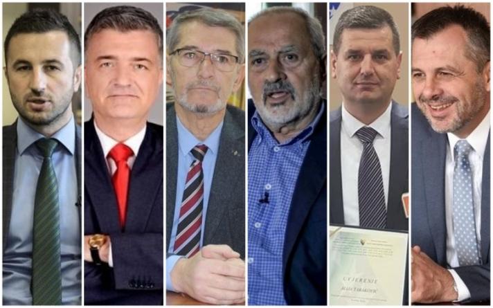 Ko će biti kandidati za načelnike i gradonačelnike: Već poznata neka imena, u Tuzli mogući zajednički kandidati