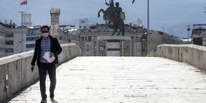 Sjeverna Makedonija ponovo uvodi policijski sat, trajat će od 16 do 5 sati ujutro