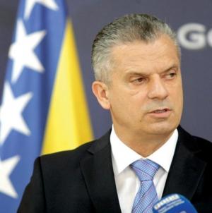 Fahrudin Radončić podnosi ostavku na mjesto ministra sigurnosti BiH