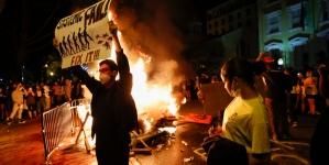 Požar oko Bijele kuće, među 4.000 uhapšenih i kćerka gradonačelnika Njujorka