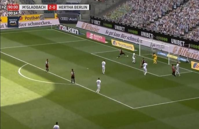 Vedad Ibišević u posljednjem kolu Bundeslige ušao s klupe i sezonu okončao golom