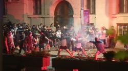 Zvanični bilans protesta u Beogradu: Povrijeđeno 17 demonstranata i 19 policajaca