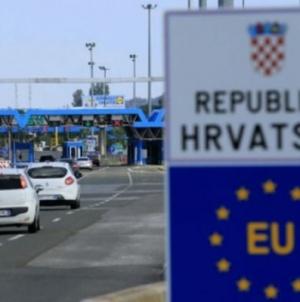 Od danas na snazi posebni uvjeti za bh. građane koji žele u Hrvatsku