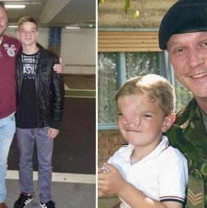 Britanski vojnik dječaku iz BiH prije 17 godina donirao novac za operaciju: Ponosan sam u kakvog si čovjeka izrastao