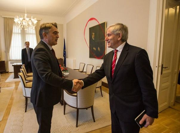 """Josip Broz Tito se """"vratio"""" u Predsjedništvo BiH"""