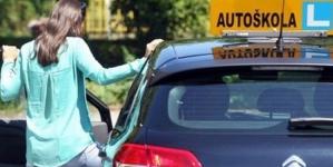 Kamere ulaze u vozila auto-škola?