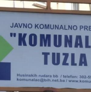 Pojačane aktivnosti Komunalca Tuzla u svim segmentima poslovanja