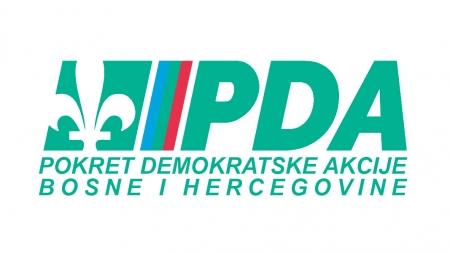 PDA predala kandidatske liste za organe vlasti za Lokalne izbore 2020