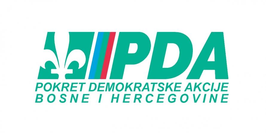 PDA BiH poziva SDA Federalnu i Kantonalnu vladu da migrantski vruć krompir ne prebacuju na Tuzlu