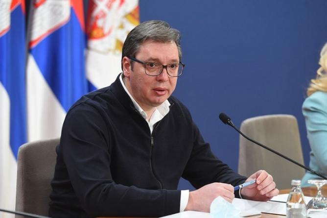 Vučić: Informacije o kriminalu u Srbiji će šokirati cijeli svijet, sklonite djecu kada prikažemo
