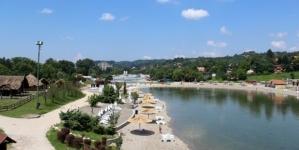 Panonska jezera u Tuzli spremna za ljetnu sezonu