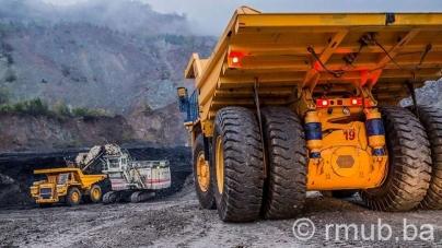 """RMU """"Banovići"""": Proizvodnja uglja i otkrivke u mjesecu martu 2020."""