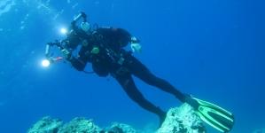 Članovi Eko-ronilačke grupe invalida učestovali na pripremama na otoku Mljetu