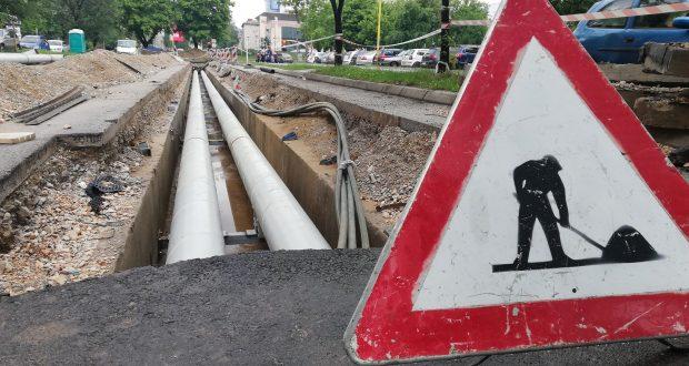 Centralno grijanje Tuzla: Obaještenje o radovima u naselju Mejdan