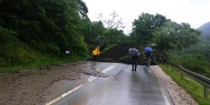 Blokiran saobraćaj na magistralnom putu Tuzla – Sarajevo