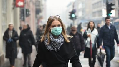 Od danas kazna za nenošenje maski i preko 100 KM