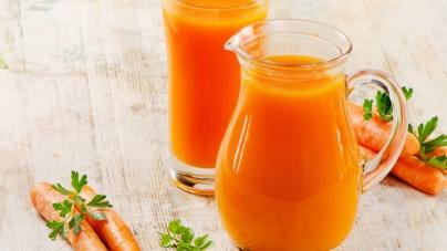 Zašto je sok od mrkve pravi izbor