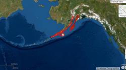 Izuzetno snažan zemljotres pogodio Aljasku, izdato upozorenje za cunami