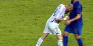 Detalj koji je obilježio svjetska prvenstva: Dan kada je Zidan udario Materacija