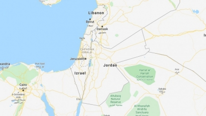 """Google Maps"" izbrisao Palestinu"