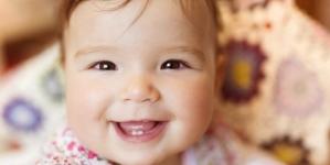 Prvi zubići, razdražljiva beba