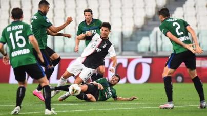 Ronaldo s dva pogotka iz penala spasio Juventus teškog poraza od Atalante