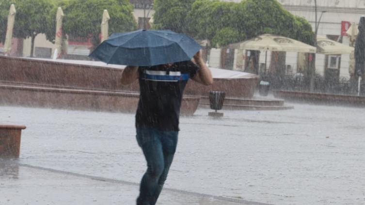 Narandžasti meteoalarm zbog kiše u BiH