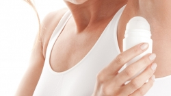 Antiperspirant uvečer, manje znoja danju