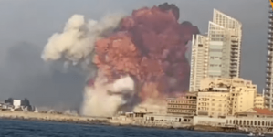 Snimak iz zraka prikazuje šta je apokaliptična eksplozija učinila u Bejrutu