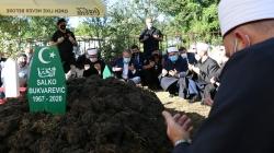 U haremu Džindić džamije u Tuzli ukopan Salko Bukvarević (VIDEO)