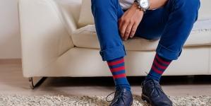 Muške čarape – pravila nošenja