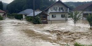 Štete od poplava u Tuzli veće od 4 miliona maraka