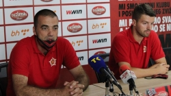 Crnogorac: Igrat ćemo na pobjedu, a sve osim poraza za nas je dobar rezultat