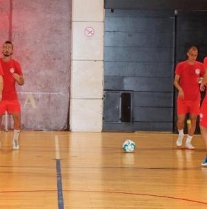 Tuzlanski Salines počinje pripreme za UEFA Ligu prvaka