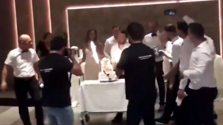 Drama na svadbi u Ljubuškom, mladencima prijatelji priredili nezaboravnu šalu
