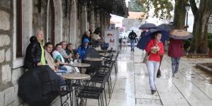 Nakon toplog vikenda pripremite kišobrane, do kraja sedmice najavljene padavine
