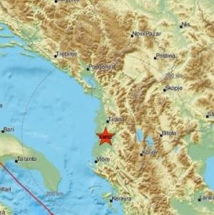 Novi snažan potres u Albaniji