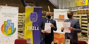 Grad Tuzla: Potpisan Sporazum o finansiranju projekta u okviru kojeg će biti finansirana obnova SKPC Mejdan
