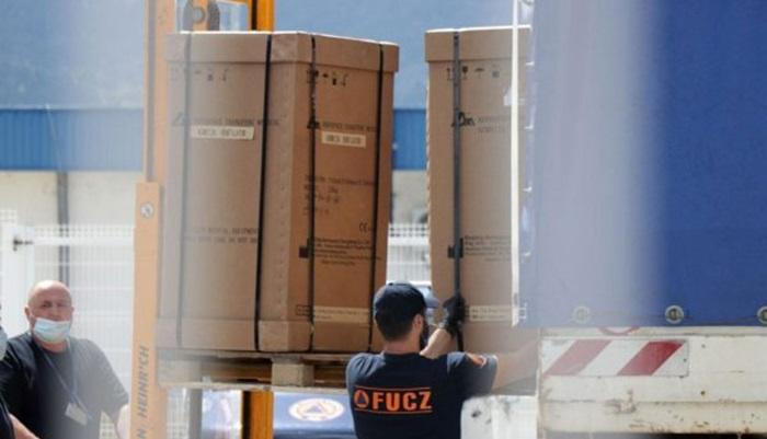 Niko neće da montira respiratore koje je nabavila Srebrena malina