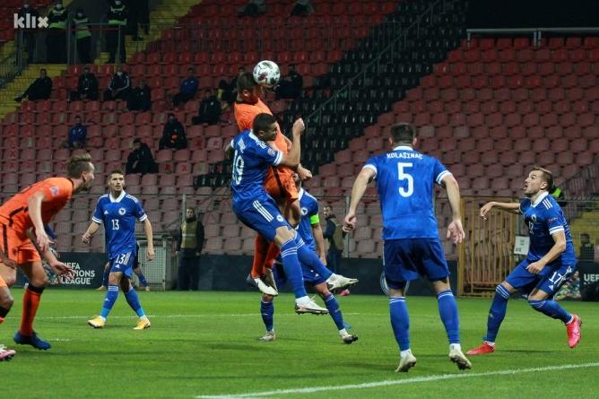 Zmajevi napravili iznenađenje i osvojili bod protiv Nizozemske