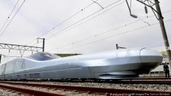 Japanski eksperimentalni voz dostigao brzinu od 382 km/h
