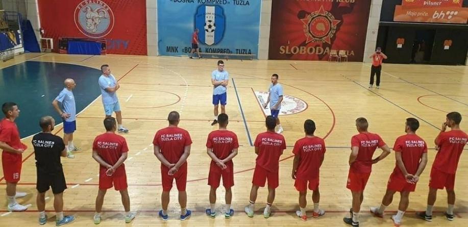 Futsaleri Salinesa spremni za nove nove pobjede
