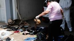 Pronađeno pet leševa u pošiljci iz Srbije